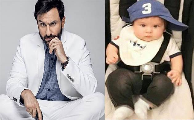 Taimur Ali Khan's Christmas plans REVEALED by dad Saif Ali Khan!