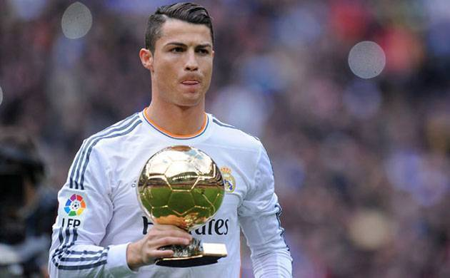 Cristiano Ronaldo - File Photo