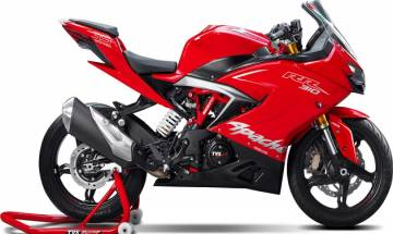 TVS Apache RR 310 vs KTM RC 390: Specs, dimensions, price comparison