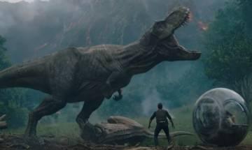 Jurassic World: Fallen Kingdom trailer – Chris Pratt on a mission to save his dinosaurs