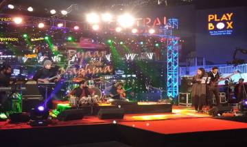News Nation Exclusive: Mrigya band spell bounds audience with their spectacular performance