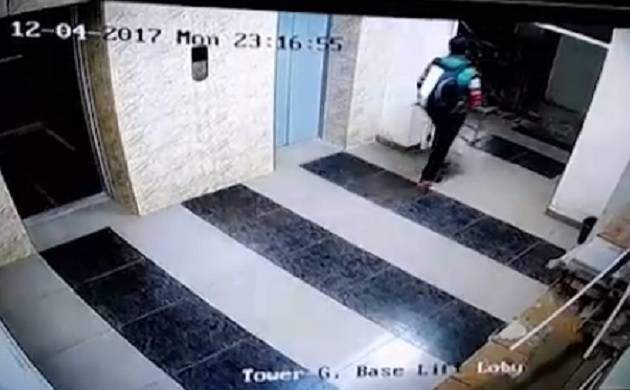 Noida teen confesses to kill mother, sister with cricket bat, pizza cutter (Video grab)