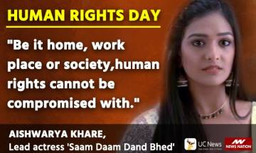 Know Your Rights: Human rights starts from our home, protecting and caring for parents, says TV actress Aishwarya Khare