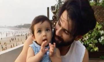 I am thankful that I have a daughter in my life, says Shahid Kapoor