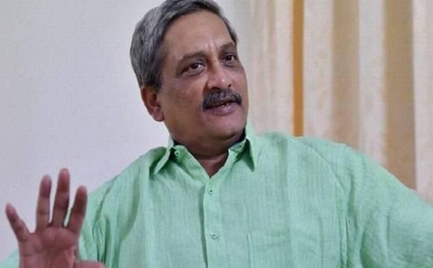 Former defence minister Manohar Parrkar (Source: PTI)