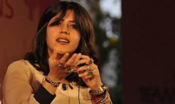 TV won't work if it is all regressive shows, says Ekta Kapoor