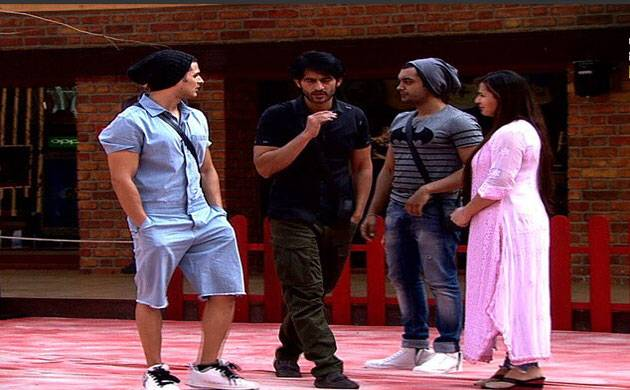 Bigg Boss 11: Shilpa Shinde, Luv Tyagi, Hiten Tejwani, Priyank Sharma NOMINATED for eviction (Picture credits-Twitter)