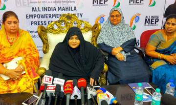 Hyderabad woman launches women empowerment party in Bengaluru