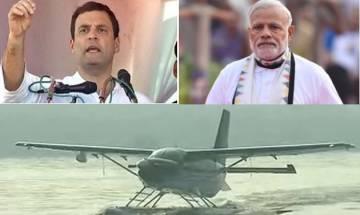 Gujarat polls: Modi's unique sea route, Rahul Gandhi's presser on last day of campaigning