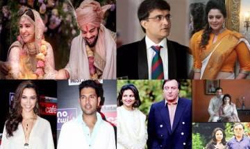 Virat-Anushka, Sangeeta Bijlani-Mohammad Azharuddin, a look back at few beautiful love stories of B-town divas and cricketers