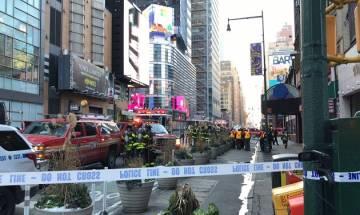 New York blast terror suspect pledged allegiance to Islamic State: Officials