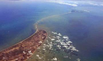 Ram Setu is man-made, claims American science channel; BJP says stance vindicated