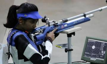 Bengal's Mehuli wins 8 gold medals at National Shooting Championship