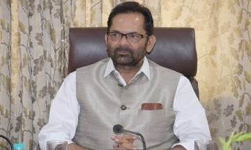 Move to allow women to go for Haj sans Mehram giving positive results: Mukhtar Abbas Naqvi