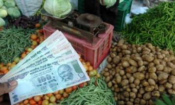 Wholesale Price Inflation in November rises to eight-month high of 3.93 percent
