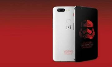 OnePlus 5T Star Wars Limited Edition to launch in India today: Know price, features and specs