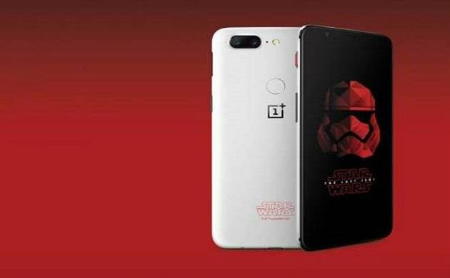 OnePlus 5T Star Wars Limited Edition to launch in India
