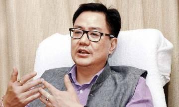 India looks for more land ports to exploit potential: Kiren Rijiju