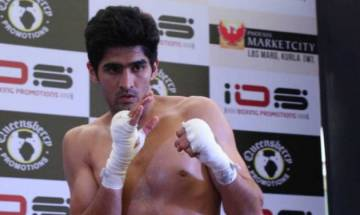 Rajasthan Rumble: Vijender Singh's title defence against Ernest Amuzu to take center stage in star studded fight lineup