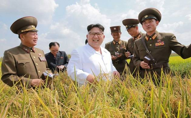 North Korean distctaor Kim Jong Unn (Source: Twitter)