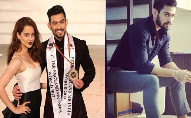 Lucknow boy Jitesh Singh Deo bags Mr India 2017 title (Picture credits- Mr India Official Twitter handle)