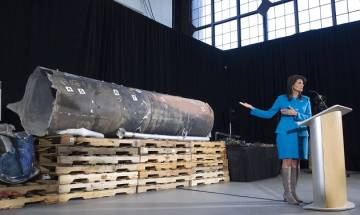 US Ambassador to the UN, Nikki Haley says there are concrete proof about Iran's breach of UNSC resolutions