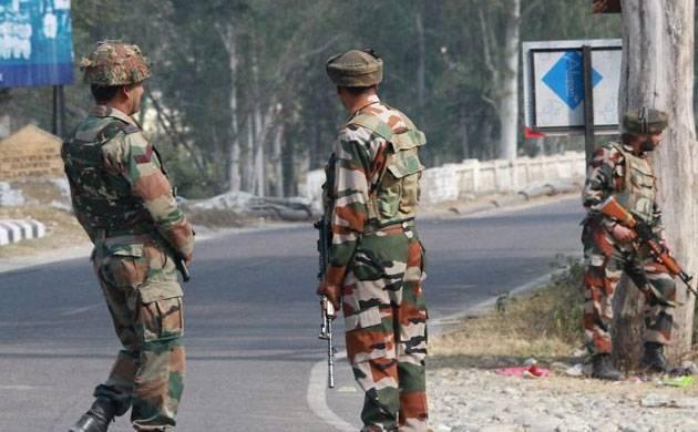 Civilian dies in Army-terrorists gunfight in J&K; govt orders probe