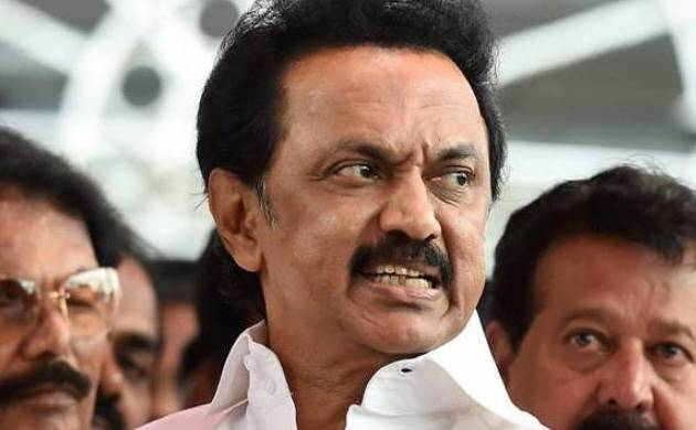 MK Stalin - File Photo