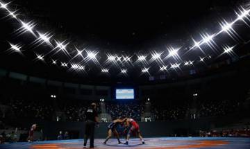 India win 10 Gold, 10 Silver Medals in Johannesburg Commonwealth Wrestling Championship