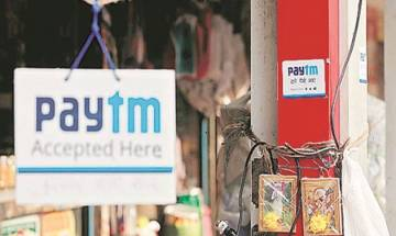 Paytm QR code to help shopkeepers get payments directly to bank account