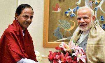KCR congratulates Modi for BJP winning Gujarat, Himachal polls