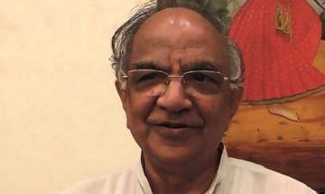 EVM bashing should stop now, says former CEC T S Krishnamurthy