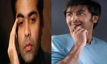 When filmmaker Karan Johar lost his cool over Ranbir Kapoor! Here's what happened