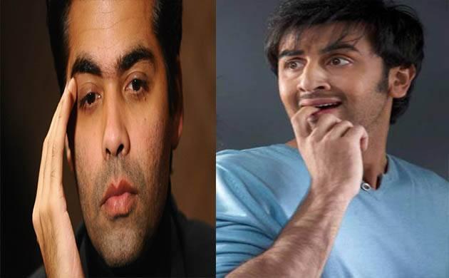When filmmaker Karan Johar lost his cool over Ranbir Kapoor!