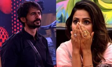 Bigg Boss 11: Hiten Tejwani makes a SURPRISING comment about Hina Khan post elimination