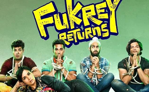 Fukrey Returns: Pulkit Samrat-Richa Chadha starrer amasses Rs 66.11 cr