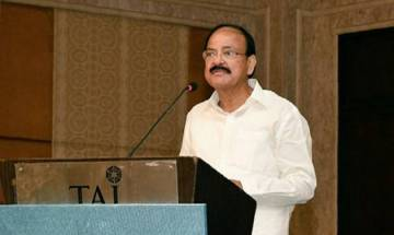 Secularism safe in India as it is in people's DNA, says Venkaiah Naidu