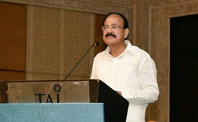 Secularism safe in India as it is in people's DNA says Vice President M Venkaiah Naidu (File Photo)