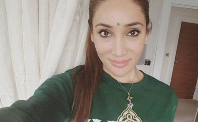 I should probably do a condom ad dressed as a spiritual nun: Sofia Hayat (Picture credits-Twitter)