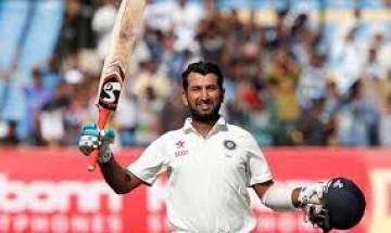 Cheteshwar Pujara climbs to third place in ICC Test batsmen rankings