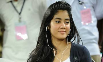 Janhvi Kapoor viral video: Sridevi's daughter reveals how to get six-pack in five minutes