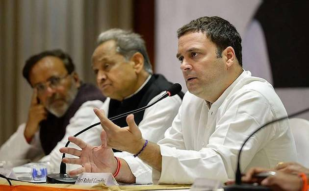After missing the cut in Gujarat, Congress to hold 3-day review meeting to analyse results (PTI Image)