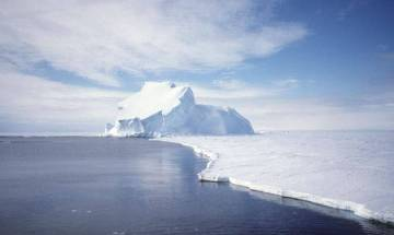 Melting ice sheets of East Antarctic region may result in global sea-level rise