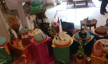 Bengaluru lends support to LGBT community with Rainbow Christmas cake