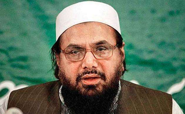 Saeed is the founder of Lashkar-e-Taiba and has been designated a terrorist by the UN (File)