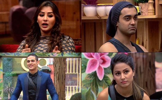Bigg Boss 11: Shilpa Shinde, Luv Tyagi, Hina Khan, Priyank Sharma - THIS contestant to be the next captain of house?