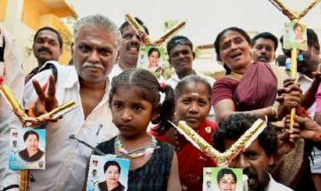 RK Nagar Bypoll: Voting on Jayalalithaa's constituency concludes