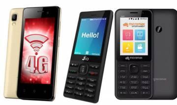#YearEnd2017 | Micromax Bharat 1 vs Vodafone Itel vs JioPhone: Best budget smartphones of 2017