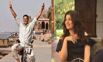Twinkle Khanna REVEALS real reason behind making 'PadMan'