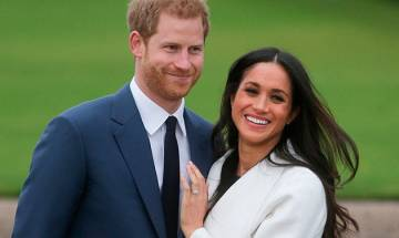 Prince Harry, Meghan Markle's adorable engagement pictures will make you go WOW!